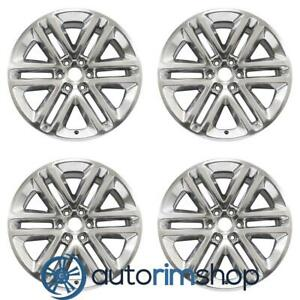 Ford Expedition 2015 2016 22 Factory Oem Wheels Rims Set