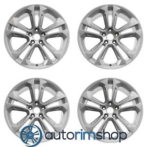 Audi Q3 2015 2018 19 Factory Oem Wheels Rims Set