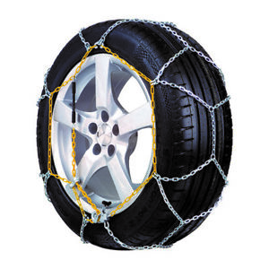 Snow Tire Chains Weissenfels Everest Power X Gr 90 225 55 15 9 Mm Thickness