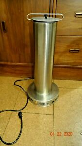 Boekel Pipette Dryer Model 1372 With Basket In Good Working Condition