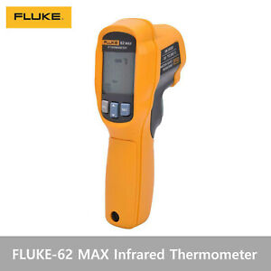 Fluke 62 Max Infrared Thermometer 30 c To 500 c For Chemical Industry
