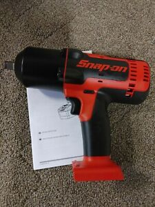 Snap on ct8850 1 2 18volt monsterlithium ion Impact Wrench tool Only bag new