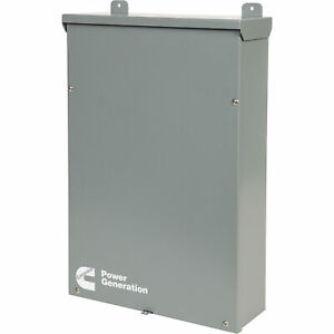 Cummins Service Entrance Rated Automatic Transfer Switch 200 Amps Ra200 Se