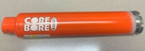 Diamond Products 3 Heavy Duty Wet Diamond Core Bore Bit Used For Only 2 Holes
