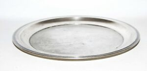 Vintage Wm A Rogers Silver Plated Serving Plate Tray 12 Inch