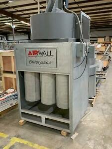 Envirosystems Airwell Dust Collection System woodworking