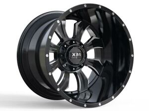4 Four 28 Xm 323 28x14 76 Wheels Truck Chevy Gmc Ford Lifted Off Road Milled