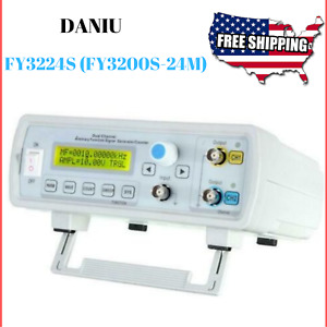 Fy3224s 24mhz Dual channel Arbitrary Waveform Dds Function Signal Generator