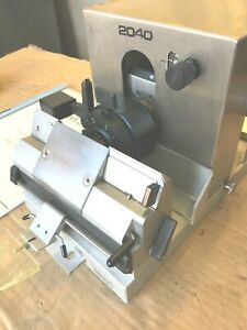 Leica reichert Jung Model 2040 Cryostat Microtome knifeholder Only