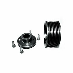 Steeda Autosports Supercharger Pulley 555 3331