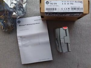 Allen Bradley 1762 of4 Micrologix 1200 4 Ch Analog Output