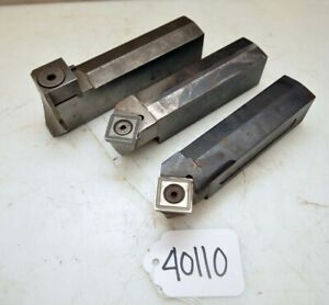 1 Lot Of Turning Tool Holders inv 40110