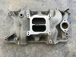 Factory Mopar Chrysler Dodge Plymouth 426 Max Wedge Cross Ram Intake 2402726 1