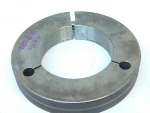 Used Domar Thread Ring Gage 3 1 4 X 16un 2a A p After Plating nogo Pd 3 2021