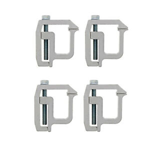 Abn Truck Topper Clamps 4 Pack Truck Canopy And Truck Cap Mounting Clamps