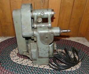 Vintage South Bend Tool Post Grinder For Lathe Machinist Machine Tool Usa Made