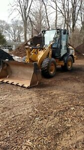 2011 Cat 906h Wheel Loader Quik Coupler 4in1 Bucket