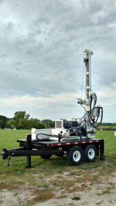 Deeprock Pro series Model 2020 Waterwell Drilling Rig Rated 1 Worldwide
