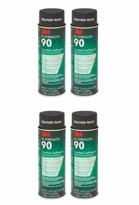 3m Spray Adhesive 17 6 Ounce 4 Cans