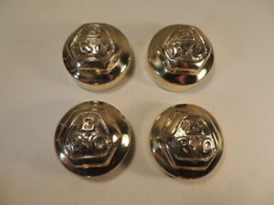 1907 1908 1909 1910 Reo Brass Hubcaps Castings 1 And 2 Cylinder Cars Brass Era