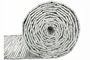 Double Bubble Reflective Foil Insulation 4 X 50 Ft Roll Industrial Strength