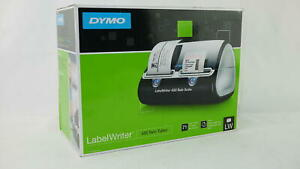 Dymo Label Writer 450 Twin Turbo Label Printer Black silver 1752266 Used