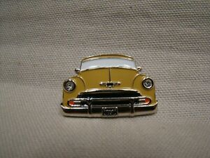 Tan 1951 Chevy Hat Pin 51 Convertible Hat Pin 51 Wagon Hat Pin Sedan Hat Pin