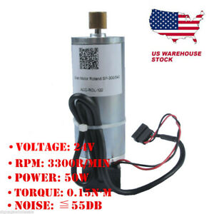 24v 50w Generic Roland Scan Motor For Sp 300 Sp 540 Us Stock