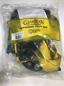 Guardian Fall Protection 01703 Velocity S l Construction Harness New