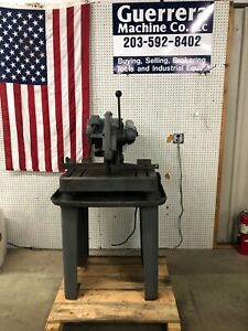 Delta Rockwell 20 100 Mitering 12 5hp Abrasive Cut off Chop Saw