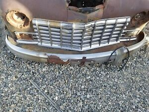 1946 1947 1948 Dodge Car Front Bumper