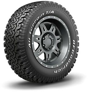 Bfgoodrich All terrain T a Ko Lt 255 70r16 115 112s D 8 Ply Light Truck Tires