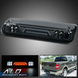 For 2004 2008 Ford F150 3d Led Bar 3rd Third Brake Stop Light Cargo Lamp Clear