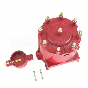 Distributor Cap Rotor For Chevy C1500 Suburban Sierra Pickup Chevrolet 5 0l