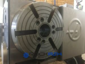 Haas Hrt 210 Rotary Table 4th Axis Required For Full 4th Operation Under Power