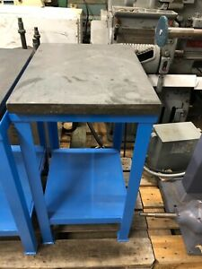 18 X 24 Granite Surface Plate And Stand