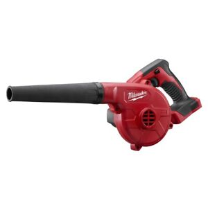 Milwaukee 0884 20 M18 100 Cfm Compact Variable 3 speed Blower With 9 Extension