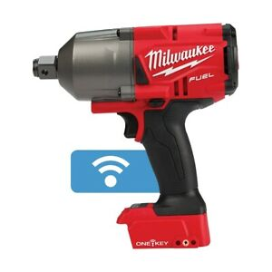 Milwaukee 2864 20 M18 Fuel Cordless High Torque 3 4 Impact Wrench With Onekey