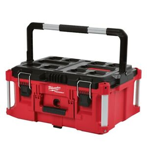 Milwaukee 48 22 8425 Packout Impact Resistant Large Tool Storage Box