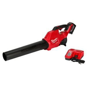 Milwaukee 2724 21hd M18 Fuel 450 Cfm Blower Kit With Powerstate Brushless Motor