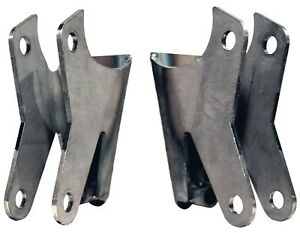Rear Suspension Axle Brackets For Four Bars Coil Overs Hot Rod Universal