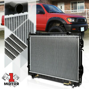 Aluminum Core Radiator Oe Replacement For 95 04 Toyota Tacoma Auto At Dpi 1778