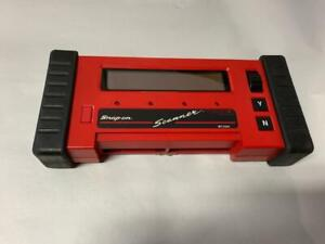 Snap On Mt2500 Auto Engine Scanner Unit V1 8 Software Unit Only No Accessories