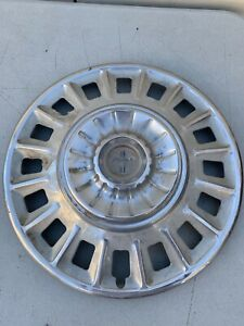 Vintage Classic Antique 1968 68 Ford Mustang Hubcap Wheelcover