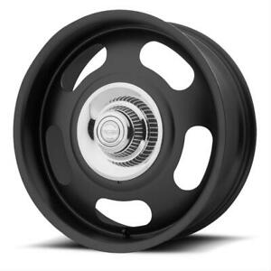 American Racing Vn506 Satin Black Wheel Vn50677006700