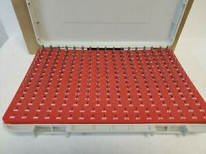 New In Box Vermont Gage Class Zz Pin Gage Set 101100300