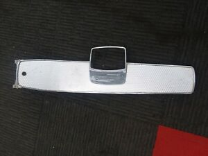 1964 Ss Impala 4 Speed Console Plate