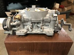 1965 Buick Skylark Gs 401 Carter Afb 4 Barrel Carburetor 3921 S