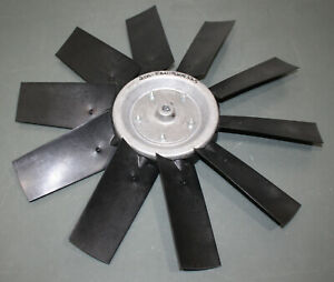 Multi wing 20 Axial Fan Blade 10 Blade 40 Pitch 1 2 Bore Ccw Ppg 3hl