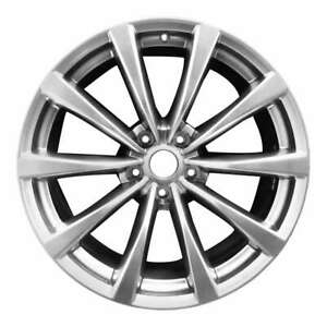 Infiniti G37 2008 2009 2010 2011 19 Factory Oem Rear Wheel Rim